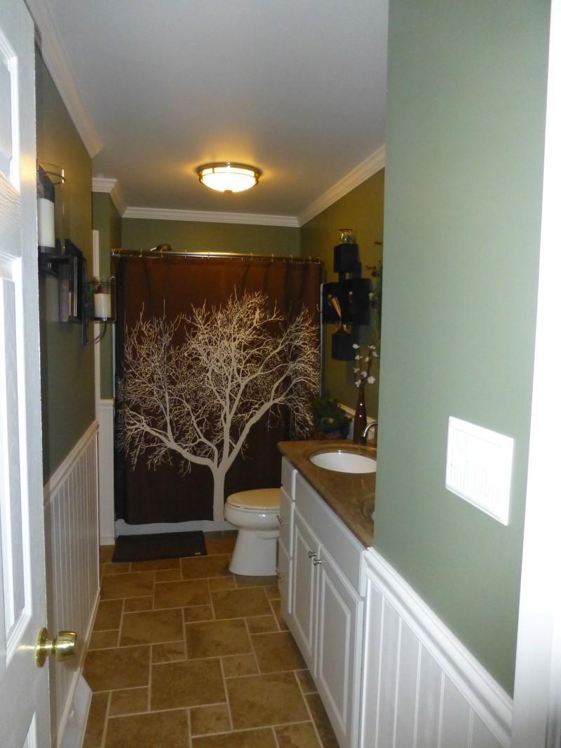 Bathroom Picture Customer Gra.